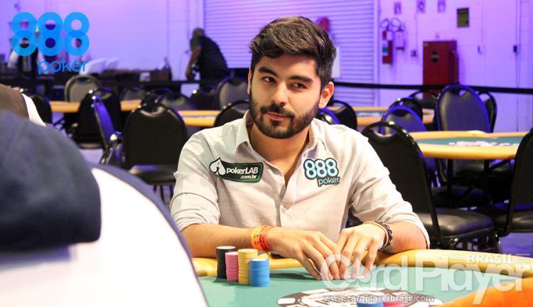 """""""Marca WSOP é muito forte. Nunca vi tantas caras novas em um torneio no Brasil"""", diz Bruno Kawauti/CardPlayer.com.br"""