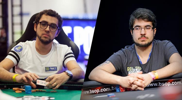 Rafael Moraes e Victor Begara vão participar da transmissão do November Nine/CardPlayer.com.br