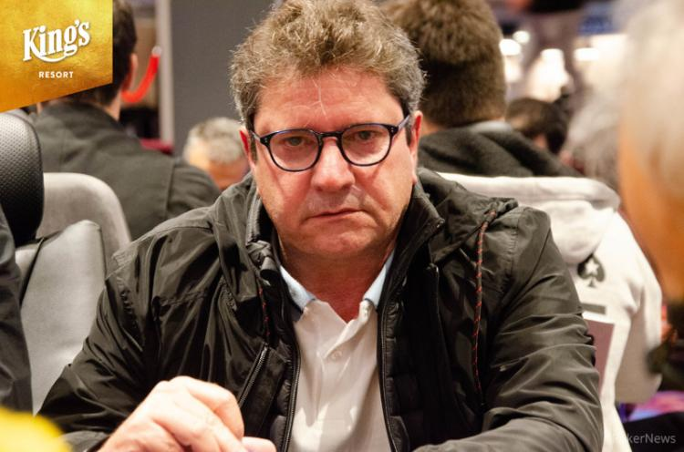 Luiz Ferreira se classifica para o Dia 2 do Main Event da WSOP Europa /CardPlayer.com.br