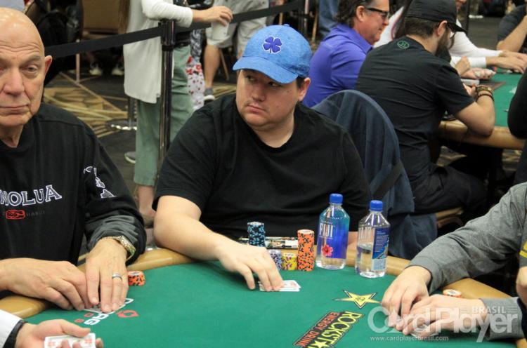 Shaun Deeb é o Jogador do Ano na WSOP 2018/CardPlayer.com.br