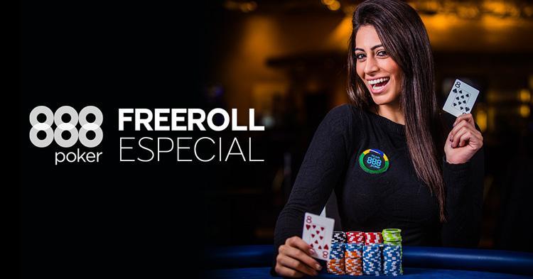 888poker realiza freeroll para celebrar a chegada de Vivian Saliba/CardPlayer.com.br