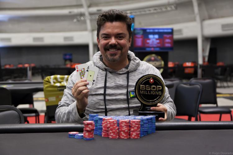 Eduardo Parra leva a melhor no One Day High Roller do BSOP Millions/CardPlayer.com.br