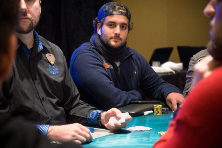 João Simão fatura R$ 160 mil no Rock 'N' Roll Poker Open/CardPlayer.com.br