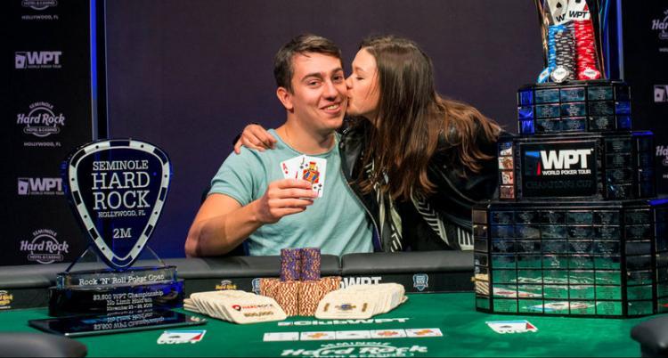 Pavel Plesuv é campeão do WPT Seminole Rock 'N' Roll Poker Open/CardPlayer.com.br