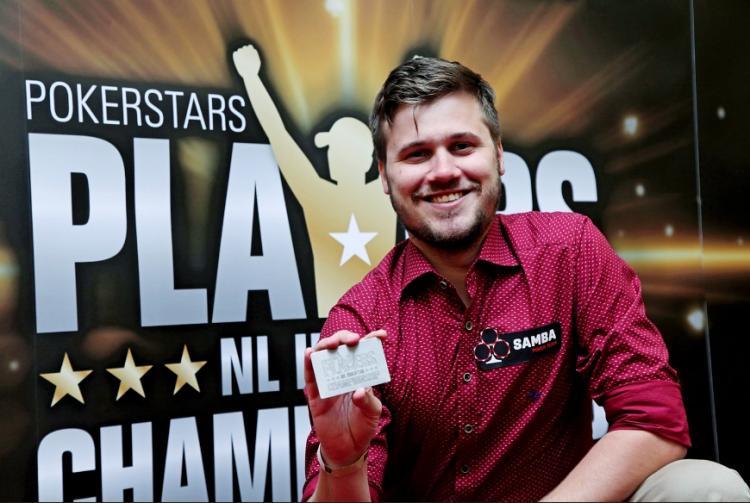 Kelvin Kerber conquista o primeiro Platinum Pass do BSOP 2018/CardPlayer.com.br