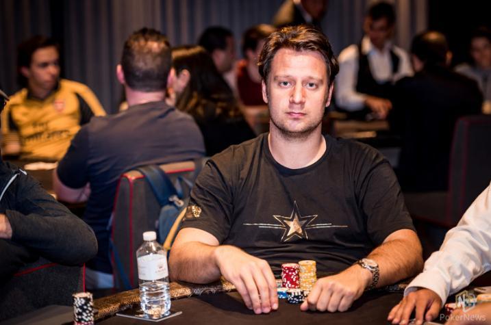 Pim De Goede puxa a fila no Dia 3 do Main Event do Aussie Millions/CardPlayer.com.br