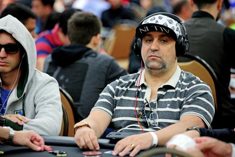 Marcelo Mesqueu mantém liderança do ranking do BSOP/CardPlayer.com.br