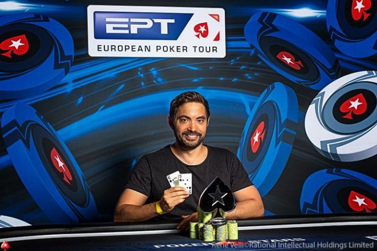 Timothy Adams é campeão do 25K 1-Day High Roller do EPT Monte Carlo/CardPlayer.com.br