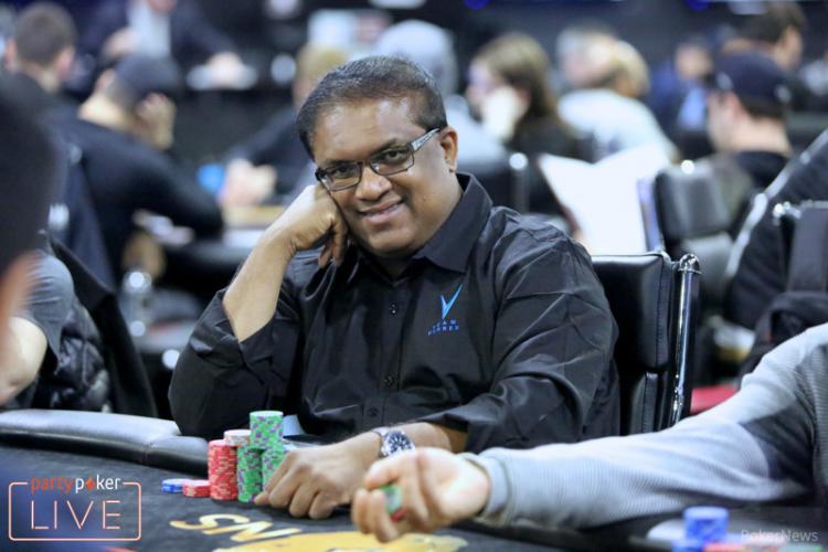 Victor Ramdin deixa o Team Pokerstars Pro/CardPlayer.com.br