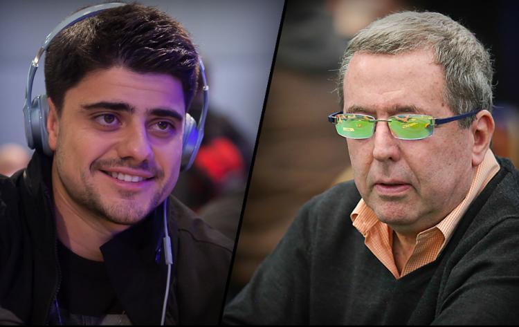 Ramon Sorgatto e Gil Morgensztern avançam no Evento 56 da WSOP/CardPlayer.com.br