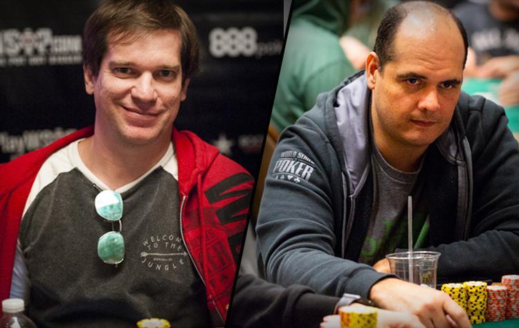 Dupla Carlos Mavca e Gabriel Neto encerra torneio por equipes da WSOP na quinta colocação/CardPlayer.com.br
