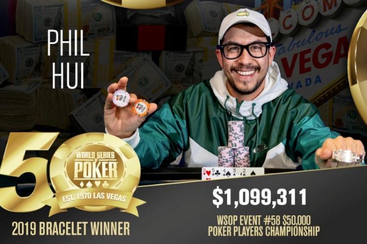Phillip Hui é campeão do Poker Players Championship/CardPlayer.com.br