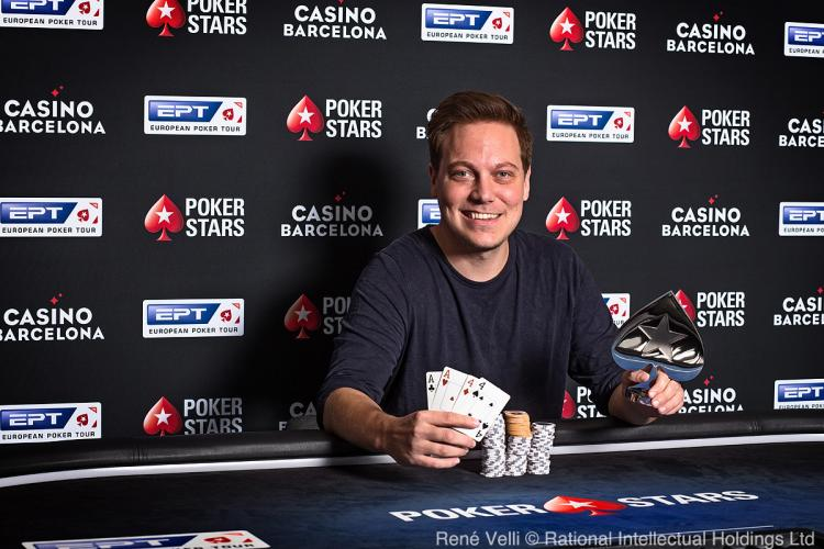 Alexander Petersen crava High Roller de PL Omaha do EPT Barcelona/CardPlayer.com.br
