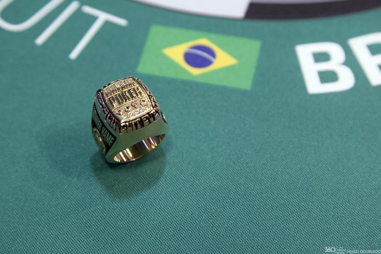 Arley Ribeiro lidera o Dia 1B do Main Event do WSOP Circuit Brasil/CardPlayer.com.br