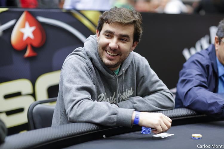 "Renato ""Mcathbv"" Valentim crava o $215 Title Fight Warm-Up/CardPlayer.com.br"