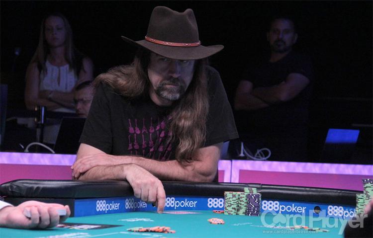 Chris Ferguson encerra WSOP 2018 com 23 ITMs e iguala próprio recorde /CardPlayer.com.br