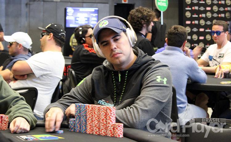Guilherme Barbosa lidera os 32 sobreviventes do BSOP Millions/CardPlayer.com.br