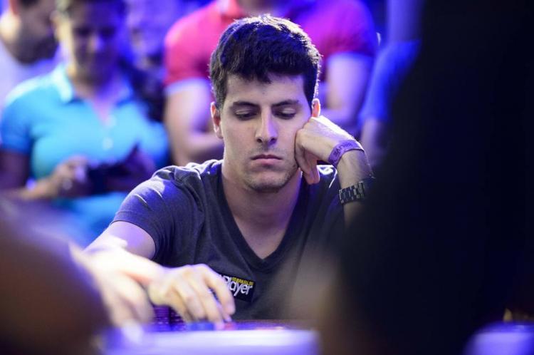 Márcio Felipe Dornas é o campeão mineiro de poker/CardPlayer.com.br