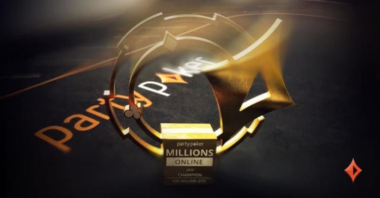 """""""dennysramos2"""" e """"GarlaEdu"""" avançam no Dia 1B do MILLIONS Online/CardPlayer.com.br"""