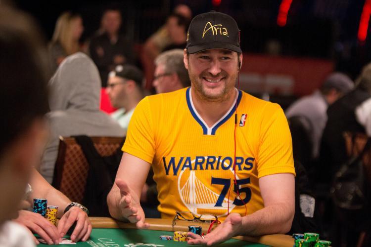Phil Hellmuth diz que aconselha astro da NBA /CardPlayer.com.br