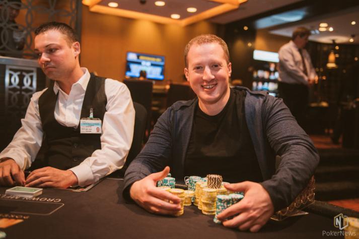 Mike Del Vecchio assume a liderança do Main Event do Aussie Millions/CardPlayer.com.br