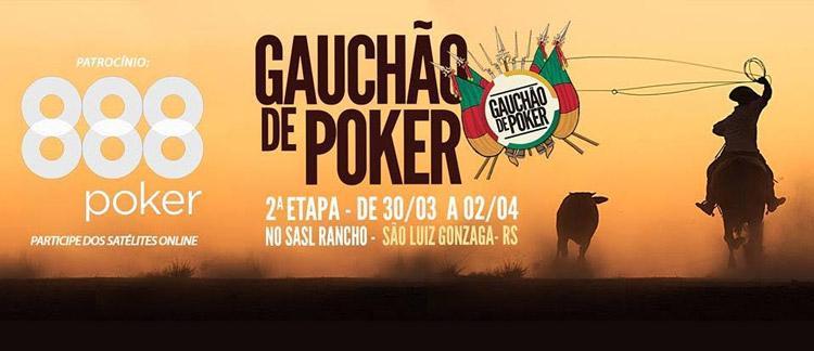 Main Event da segunda etapa do Gauchão de Poker começa hoje/CardPlayer.com.br