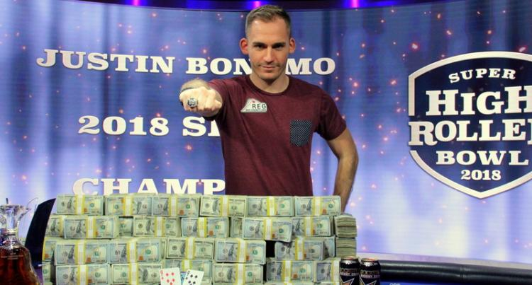 Justin Bonomo supera Daniel Negreanu no heads-up e crava o Super High Roller Bowl/CardPlayer.com.br