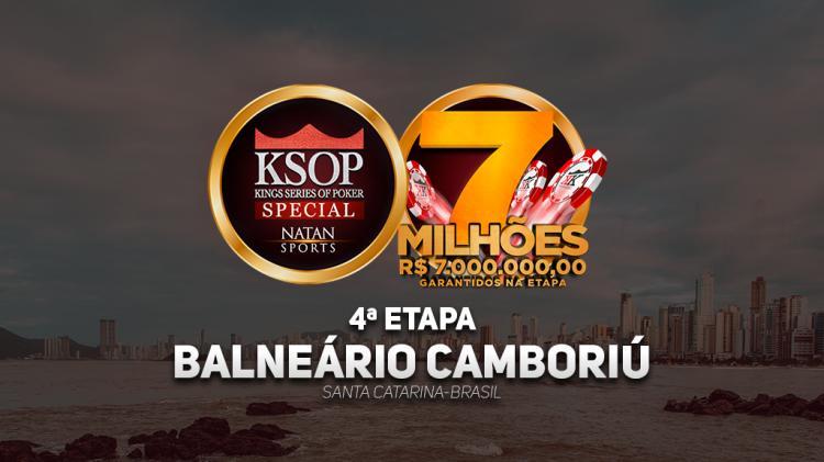 Acompanhe todos os dias do KSOP Special na PokerTV/CardPlayer.com.br