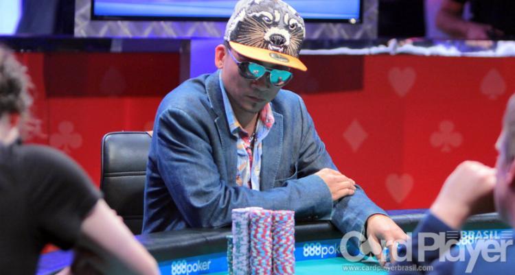 Qui Nguyen assume a liderança do November Nine/CardPlayer.com.br