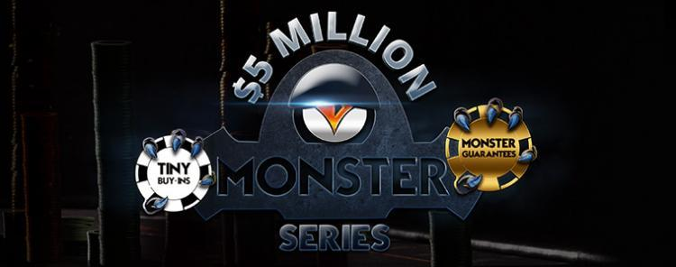 """SM_ACCOUNT"" é vice do Evento 50 Mid-Stakes da Monster Series/CardPlayer.com.br"