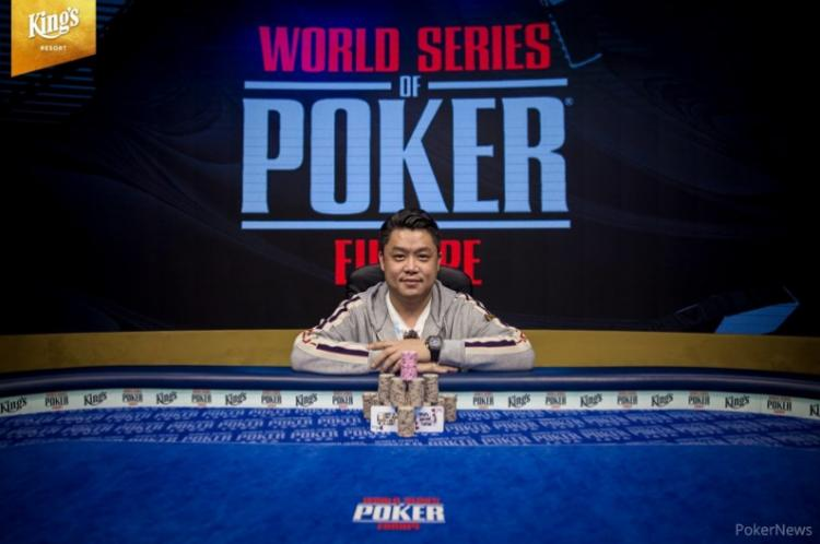 Ivan Leow vence o LEON's High Roller da WSOP Europa/CardPlayer.com.br