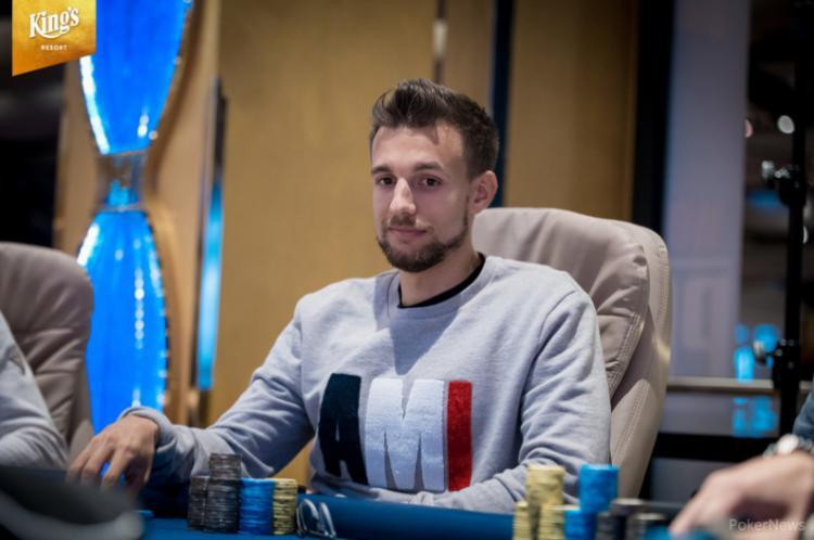 Laszlo Bujtas puxa a fila no Dia 5 do Main Event da WSOP Europa/CardPlayer.com.br
