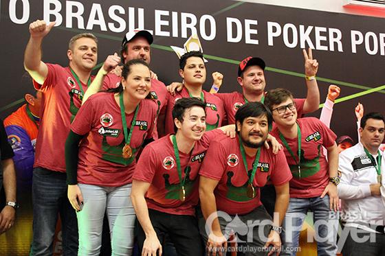 Santa Catarina conquista o título do Campeonato Brasileiro por Equipes 2016/CardPlayer.com.br
