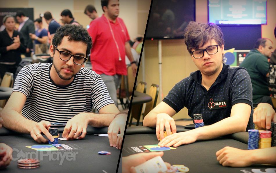 Rafael Moraes e Kelvin Kerber fazem dobradinha no Evento 4 High do SCOOP/CardPlayer.com.br