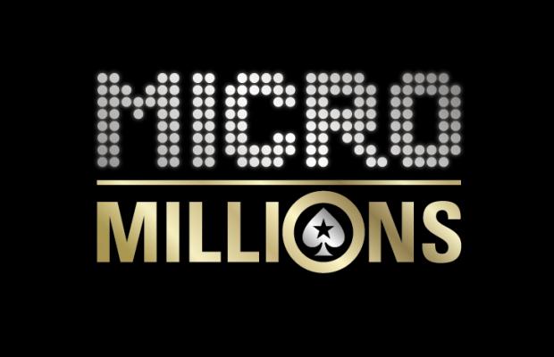 MicroMillions retorna aos feltros do PokerStars no próximo domingo/CardPlayer.com.br