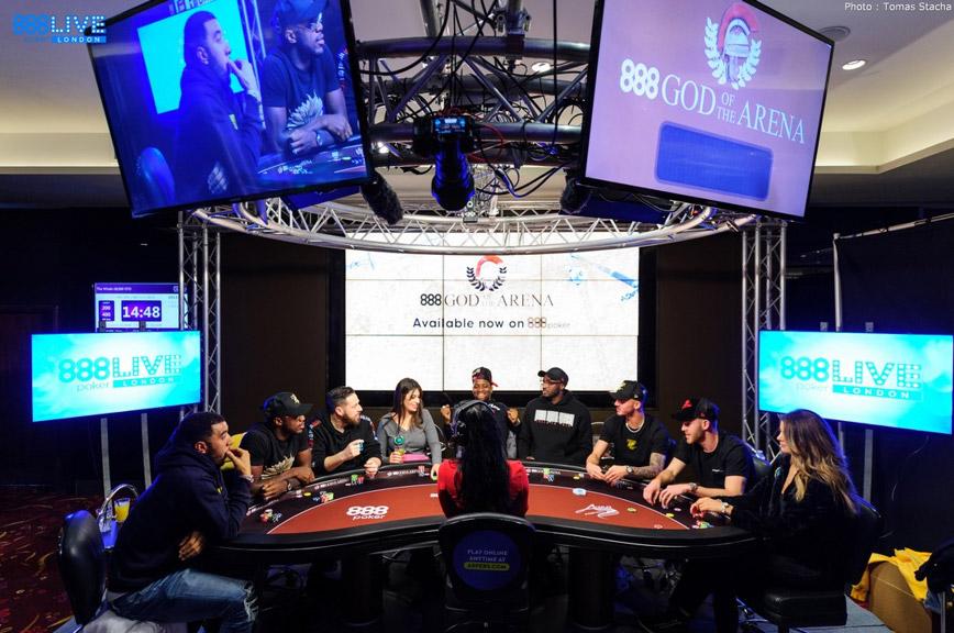 888poker Festival London