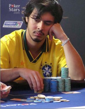 Campeão no Main Event Medium do SCOOP 2013, carioca Nicolau Villa-Lobos volta a fazer história no poker brasileiro/CardPlayer.com.br