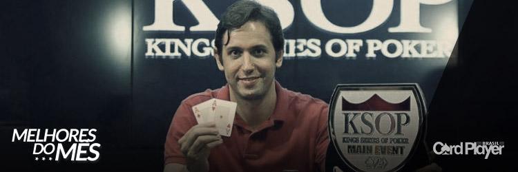 Jorio Jadjiski - Campeão do KSOP Brasília
