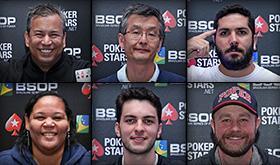 Conheça os campeões do BSOP Salvador/CardPlayer.com.br