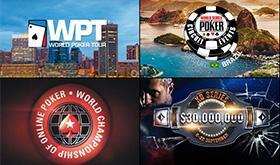 Confira o cronograma do poker em setembro/CardPlayer.com.br