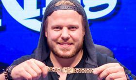Matous Skorepa crava o The Colossus da WSOP Europa/CardPlayer.com.br