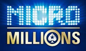 MicroMillions retorna ao PokerStars no dia 14 de julho/CardPlayer.com.br