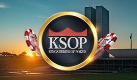 Confira o cronograma do KSOP Brasília/CardPlayer.com.br