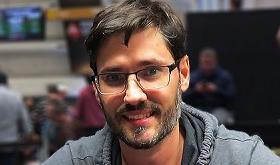 Ricardo Mostacero é o novo líder do BSOP Millions/CardPlayer.com.br