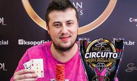 G. Schroeder é campeão do High Roller do KSOP Special/CardPlayer.com.br