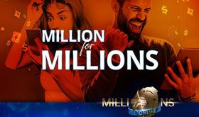 partypoker lança mega promoção para o MILLIONS ONLINE/CardPlayer.com.br