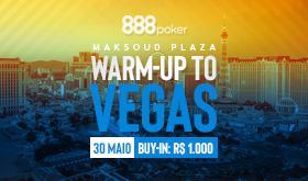 888poker realiza satélites para o Warm-up to Vegas/CardPlayer.com.br