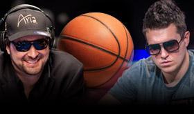 Hellmuth ganha US$ 10 mil de Polk por cesta de 3 pontos/CardPlayer.com.br