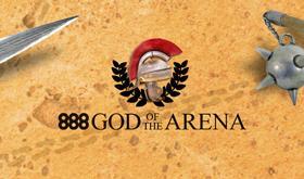 888poker realiza freerolls para ME da God of the Arena/CardPlayer.com.br