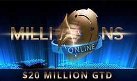 partypoker divulga estrutura do MILLIONS Online/CardPlayer.com.br